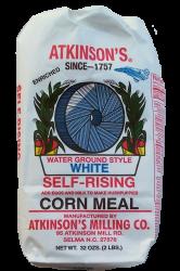 White Self-Rising Cornmeal