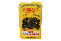 Atkinson White Corn Meal