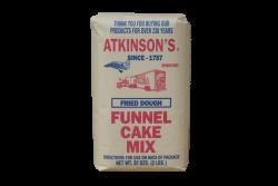 Atkinson's Funnel Cake Mix