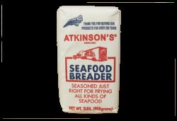 Atkinson's Seafood Breader