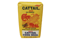Cattail Corn Meal