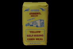 Atkinson's Yellow Self-Rising Corn Meal