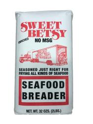 Atkinson's Sweet-Betsy Seafood Breader